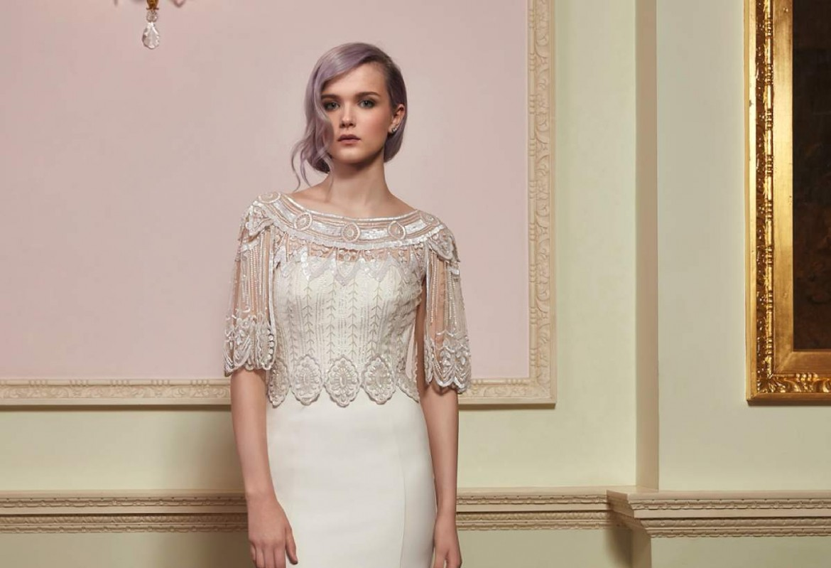 mix-and-match bridal looks