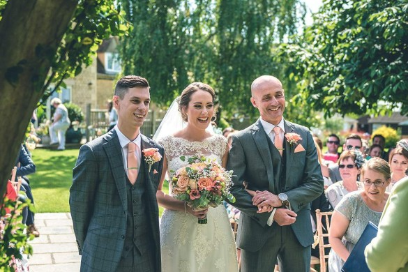 A glorious country real wedding…