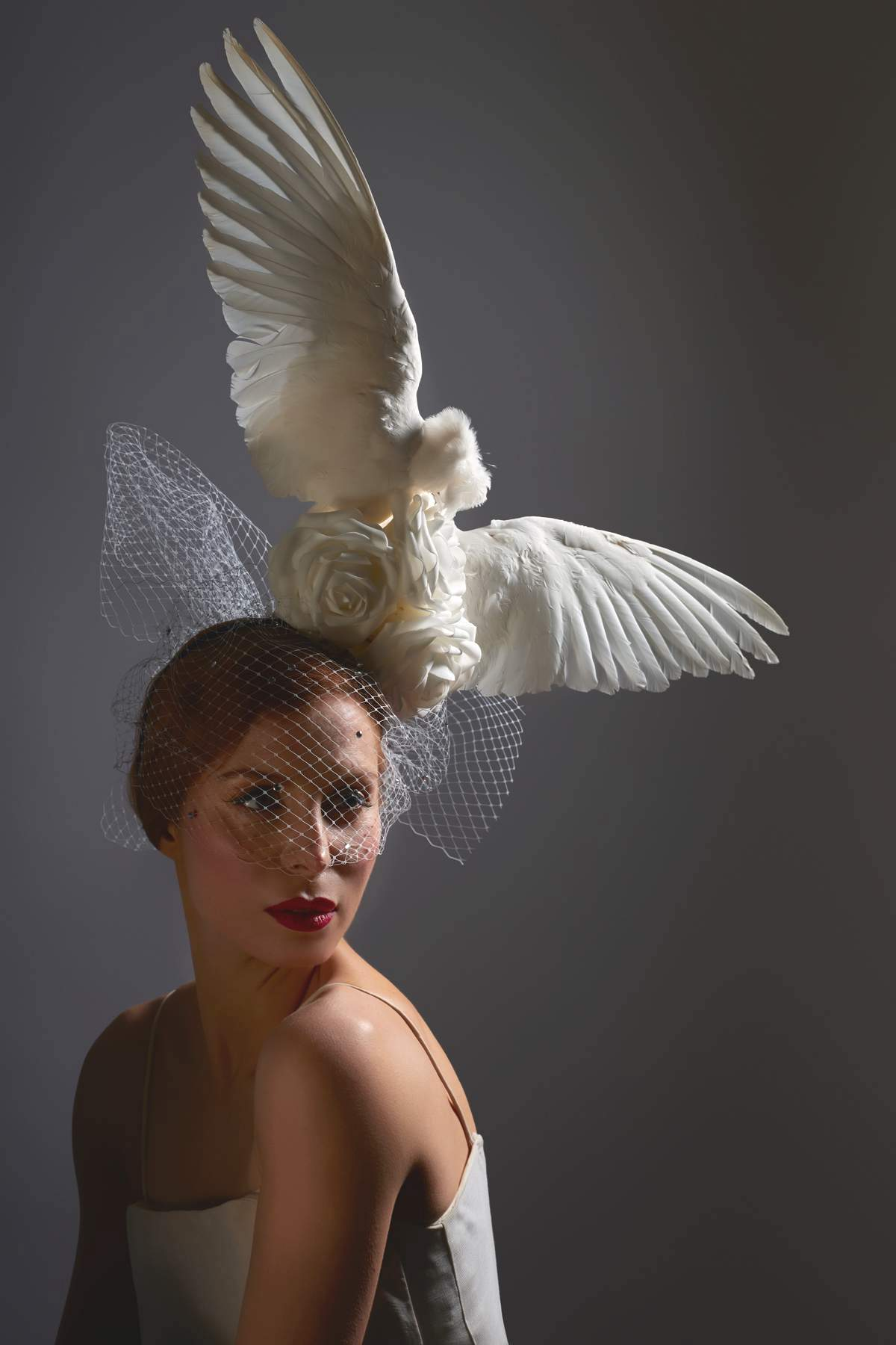 Blanca, Glamorous Hats The Thieving Magpie