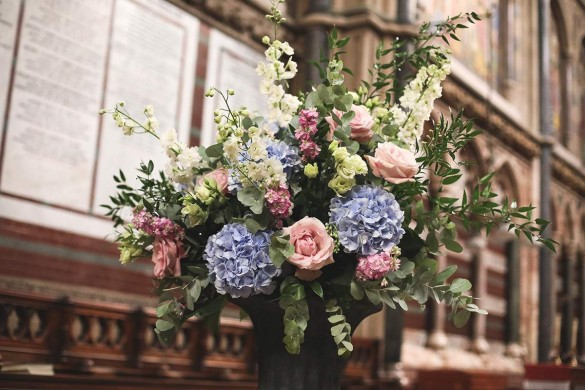 A magical real wedding in Oxford…