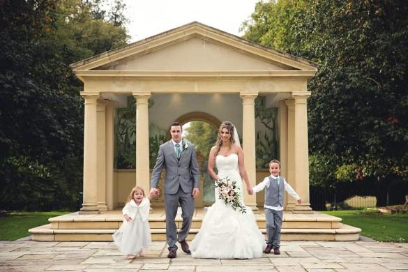 A glorious Autumnal real wedding…