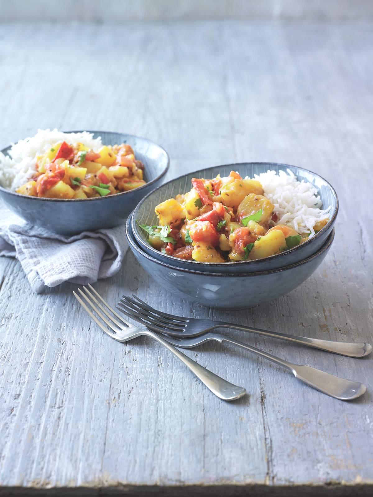 Hot Potato Curry(1)