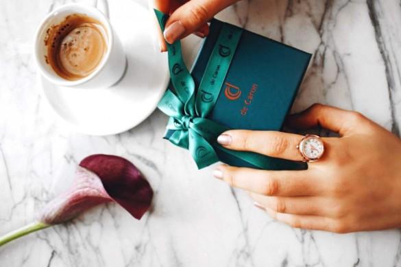 bridal ring watches