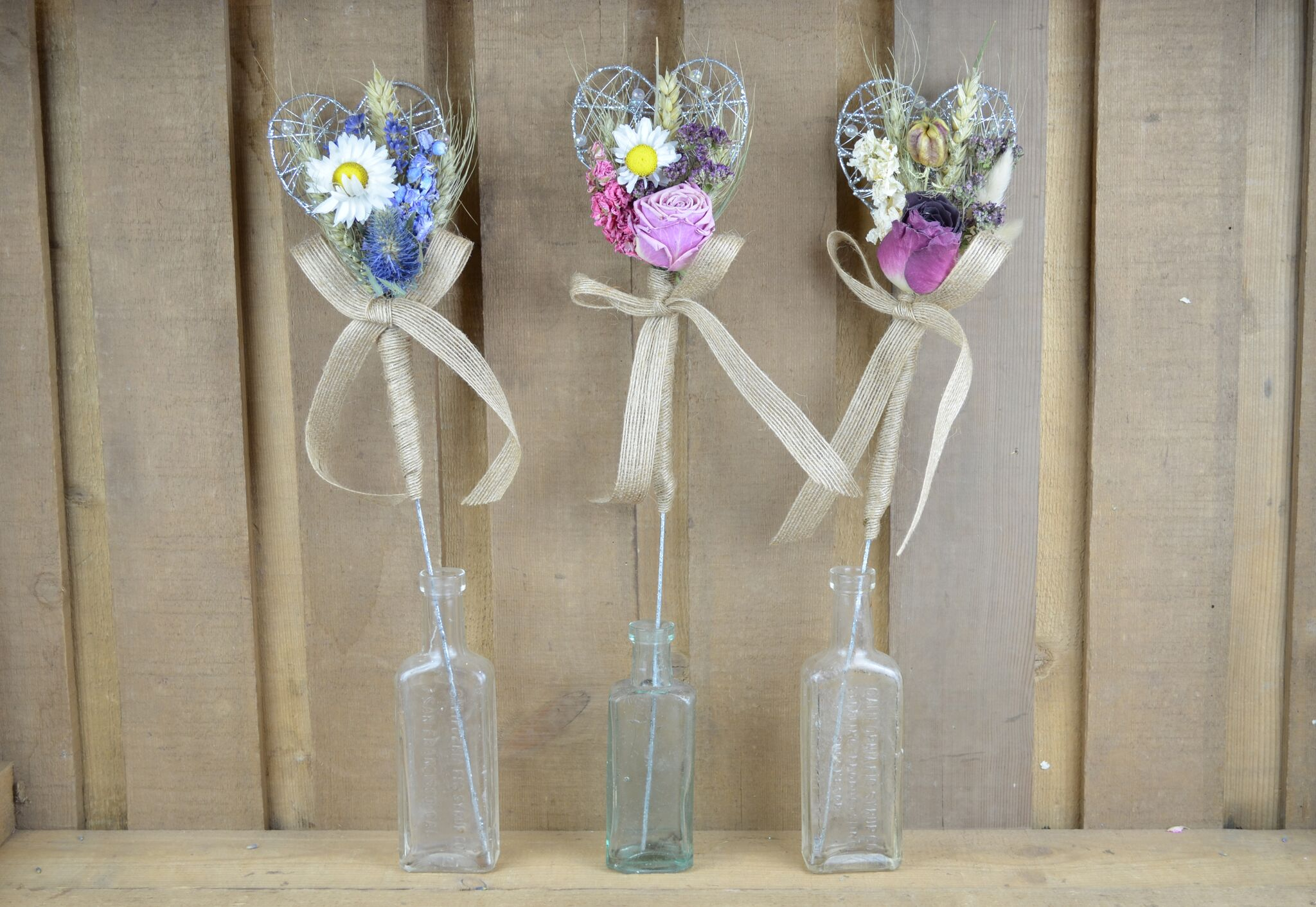 78b1d46f92e25 New on the scene, utterly adorable and won't break the bank! For that  perfect final flourish, treat your little maids to these gorgeous flower  girl wands…