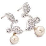 Verona Pearl Earrings