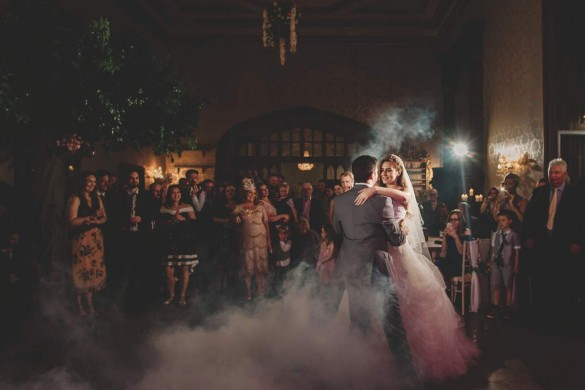 An enchanted, fairytale real wedding…