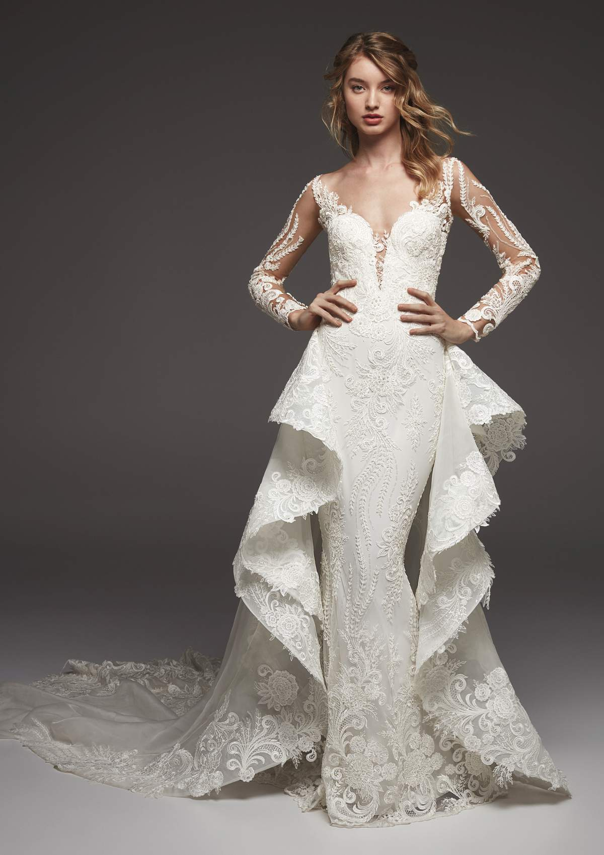 The 2019 Collections From Pronovias Love Our Wedding