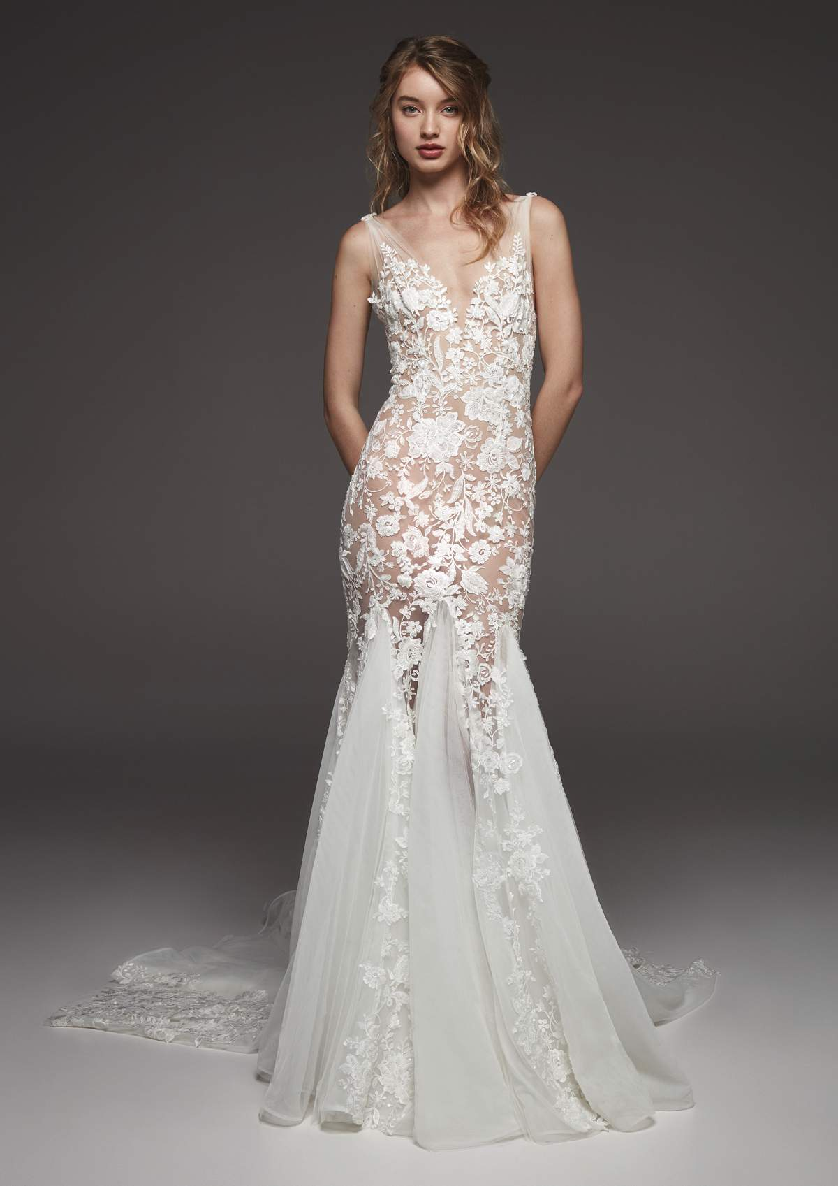 The 2019 collections from Pronovias - Love Our Wedding