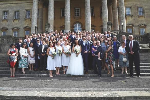 A beautiful Bath real wedding