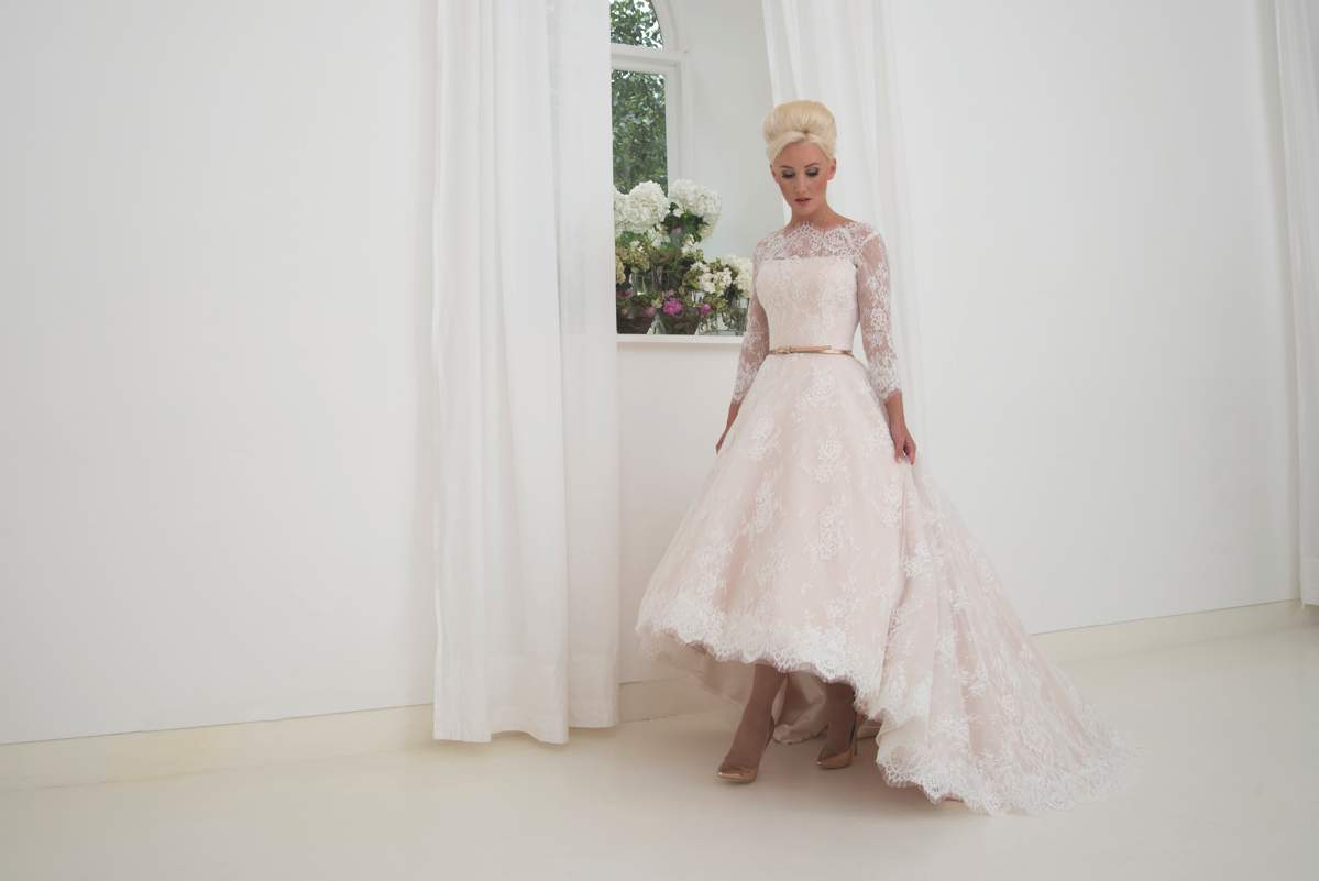 short bridal dresses
