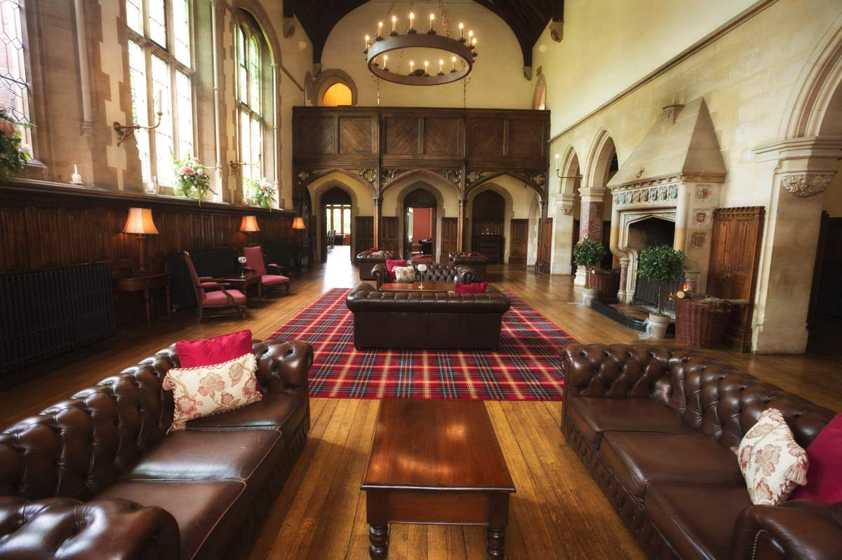 St Audries Park - Great Hall