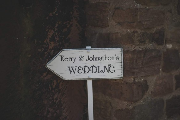A fun-for-all real wedding theme…