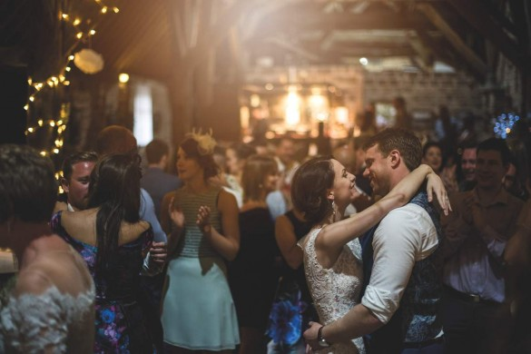 fun-for-all real wedding