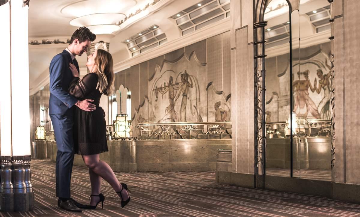 Harry Hindley & Megan Morley's engagement shoot, 2