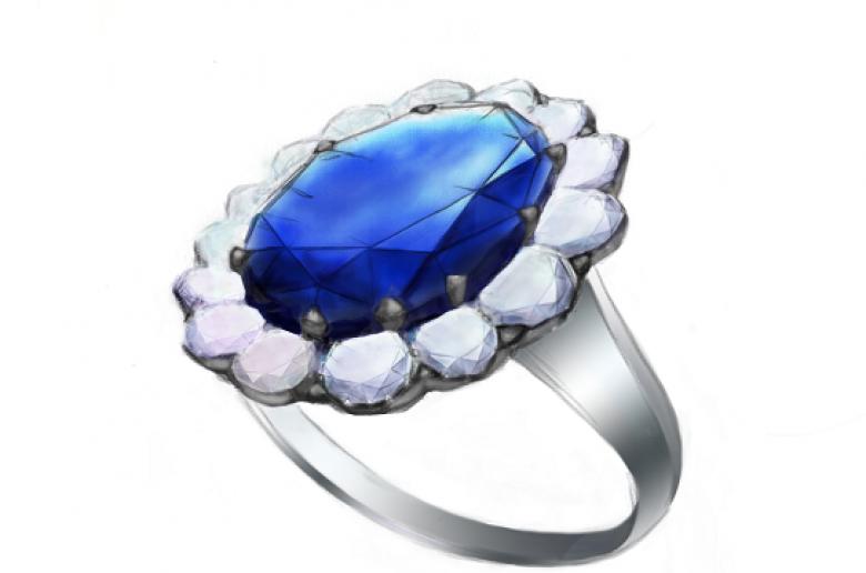royal engagement rings