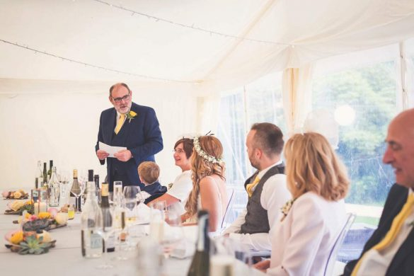 A relaxed Dartmoor wedding