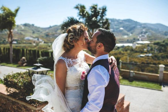 A fabulous wedding in Spain