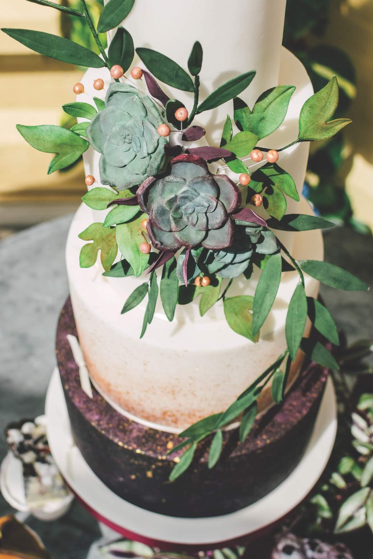 botanical wedding theme