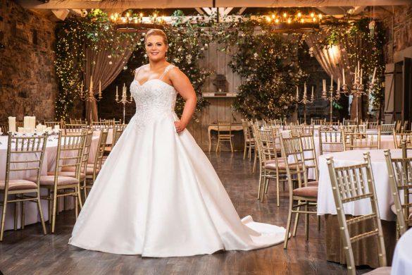 beautiful brides plus