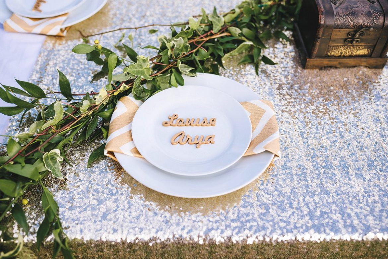 art-inspired wedding theme ideas
