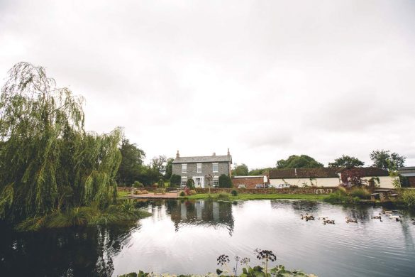A stunning wedding in Devon