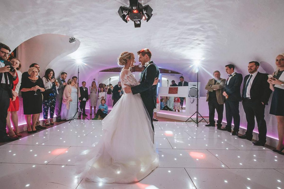 Tom Halliday first dance