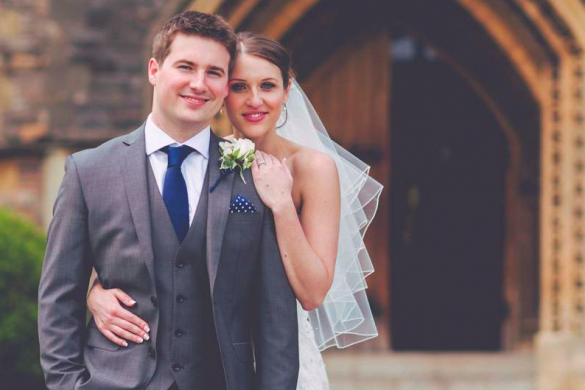 A stunning somerset wedding