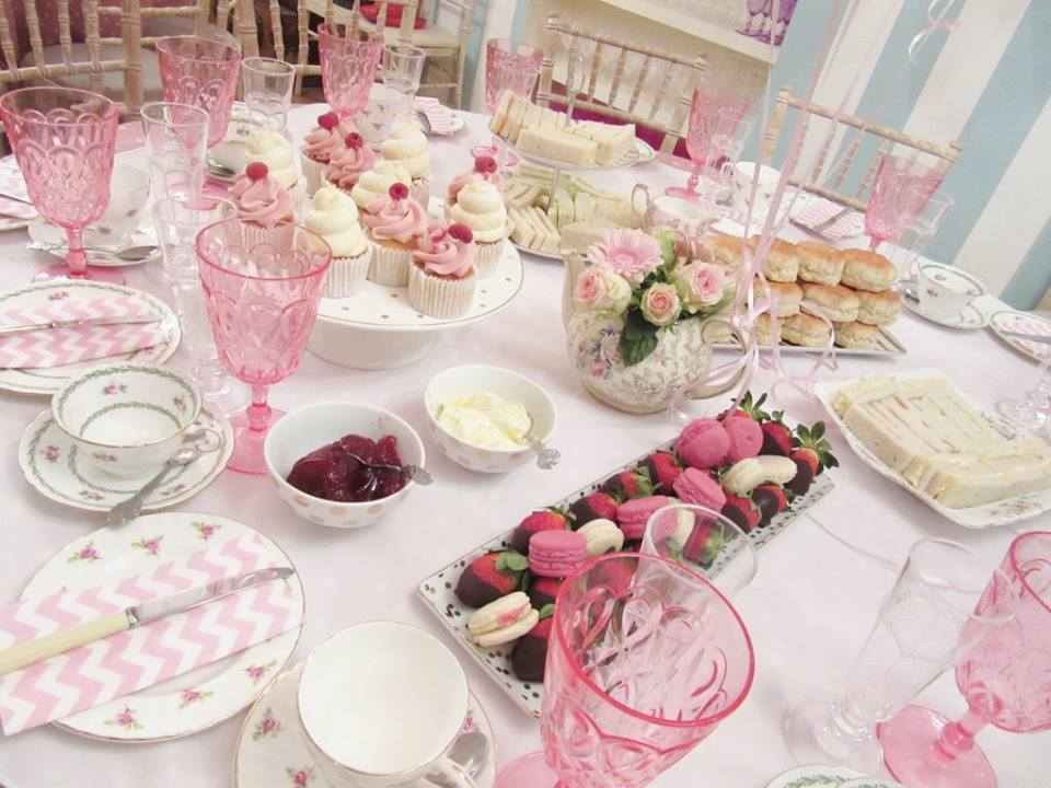 tea party uk