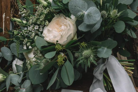 A rustic summer wedding in dreamy Dorset
