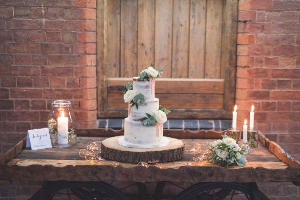 A breathtaking Warwickshire wedding