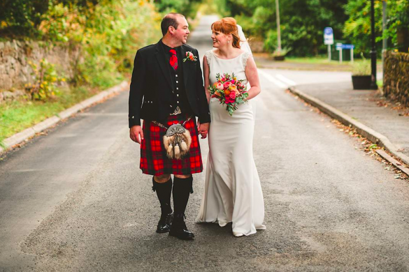 aberdeenshire wedding