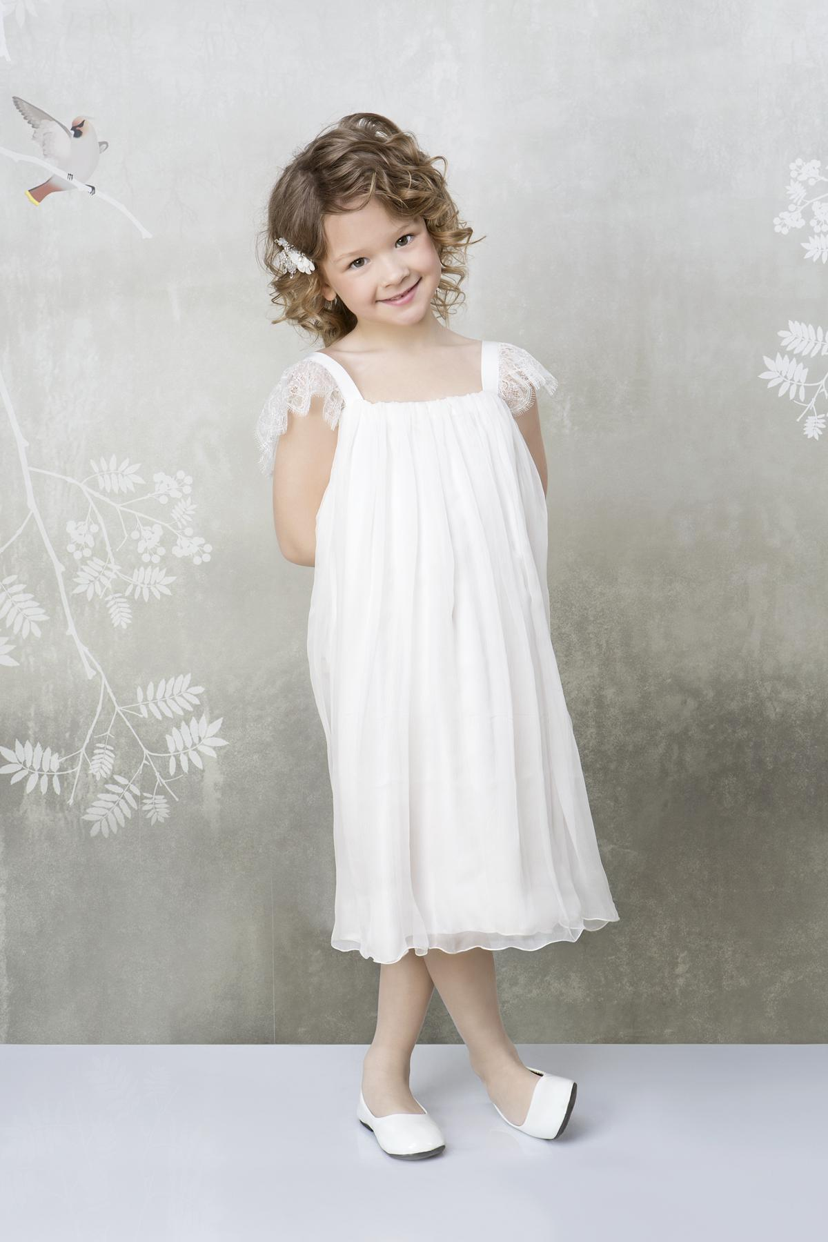 b6999e8a7a Cute flower girl dresses from Sadoni - Love Our Wedding