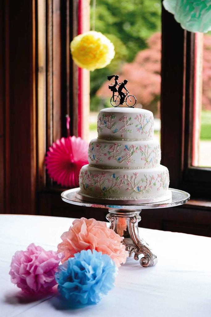 themed wedding menu