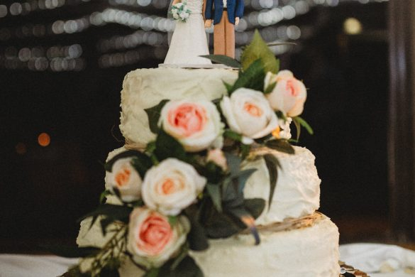 A rustic wedding in Australia
