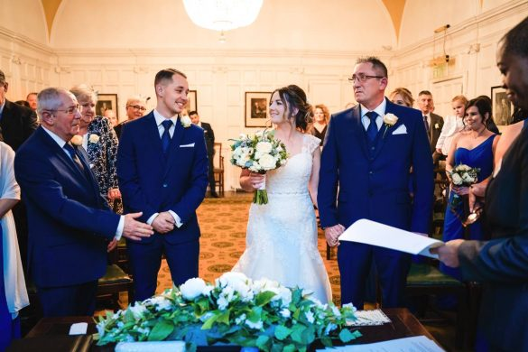 A lovely Staffordshire wedding