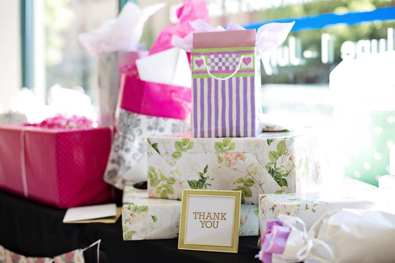 wedding gifting