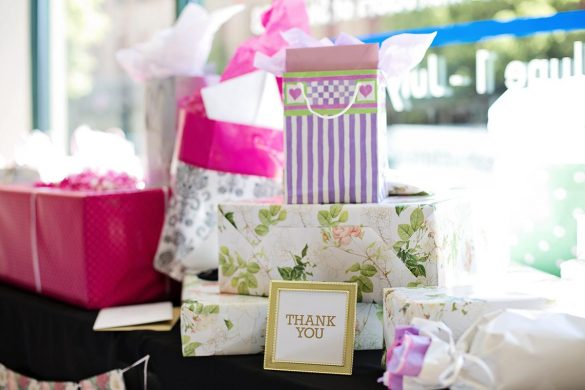 wedding gifting