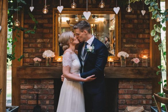 A Vintage wedding in Cheshire