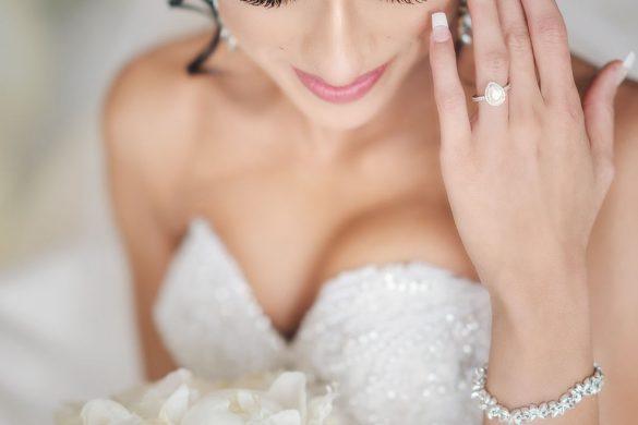 A glamorous Lebanese wedding