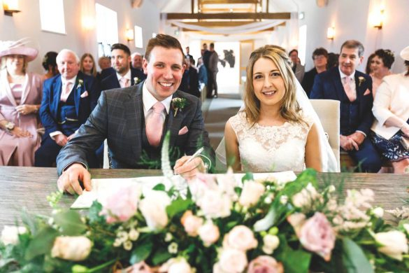 A lovely wedding in West Sussex