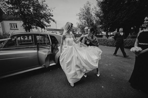 A beautiful Irish wedding