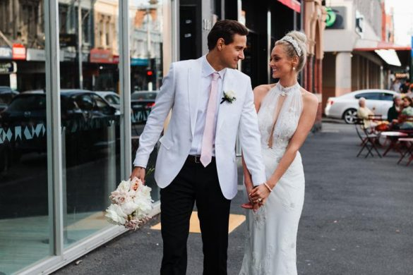 A gorgeous Melbourne city wedding