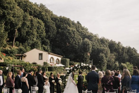 A fairytale Italian wedding