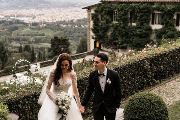 A fairytale Italian wedding