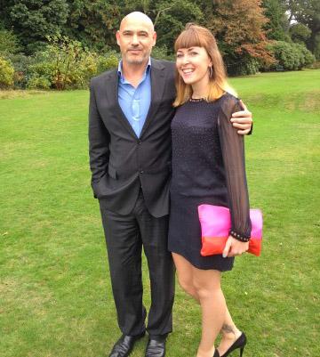 Anna and Sam Potts