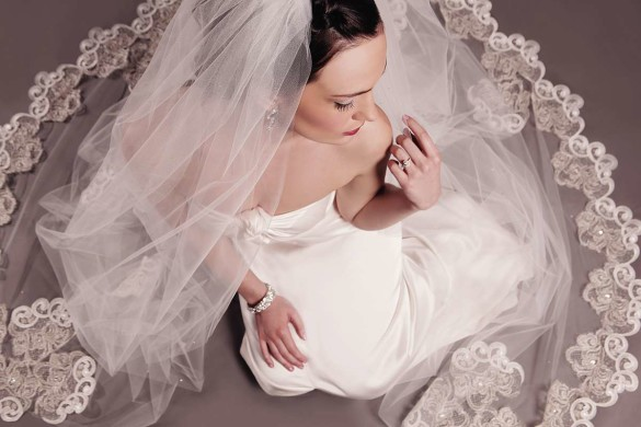 Choosing the perfect wedding veil