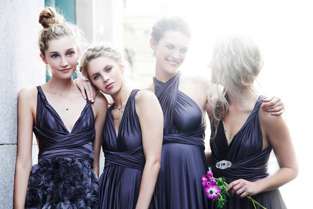 Bridesmaid dresses from twobirds bridesmaid