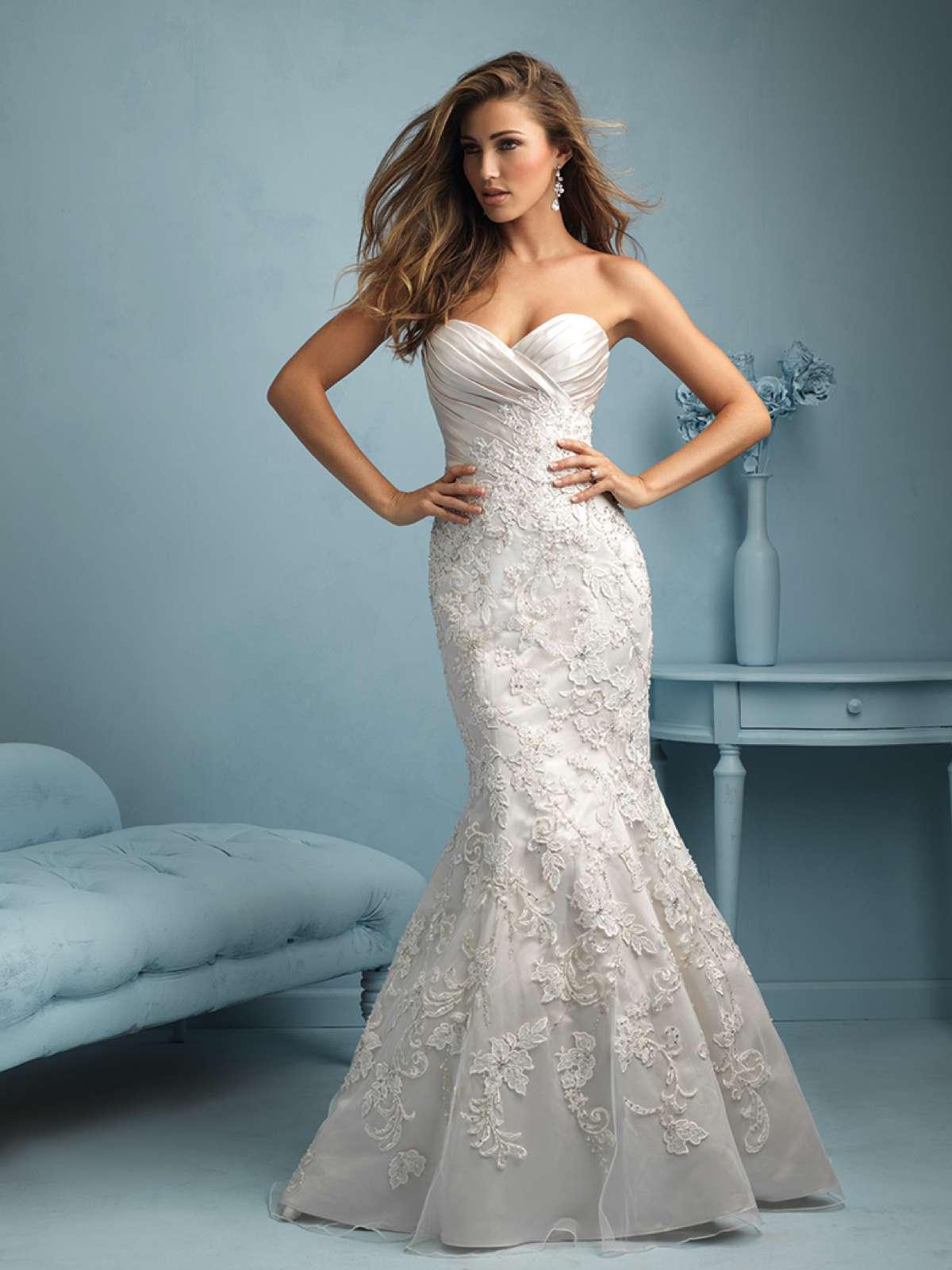Beautiful Wedding Dress for Plus Size Hourglass – Wedding