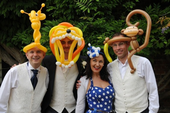 Keep your wedding guests entertained
