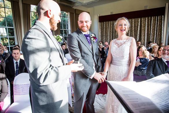 funny wedding readings